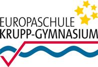 Krupp-Gymnasium - Logo